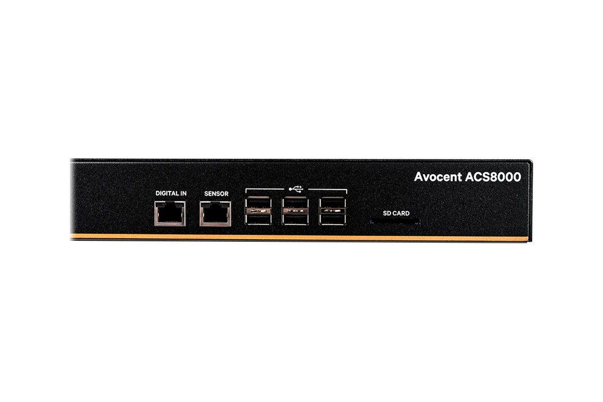 Avocent ACS Advanced Console Server ACS8032MDDC-400