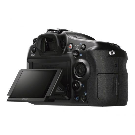Sony ?68 ILCA-68 - digitalkamera - kun kamerahus