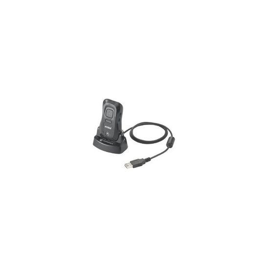 Motorola Single Slot USB Charging Cradle - opladerstand til stregkodescanner