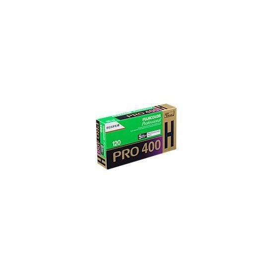 Fujifilm Fujicolor Professional PRO 400H - farvefilm - 120 (6 cm) - ISO 400 - 5 ruller