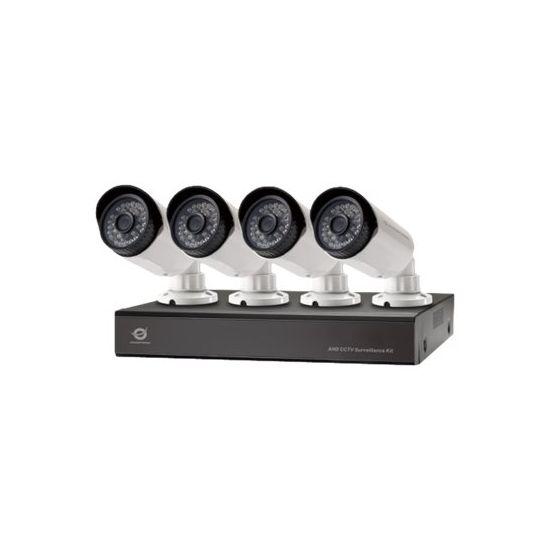 Conceptronic C4CCTVKITD2TB - DVR + kamera(er)
