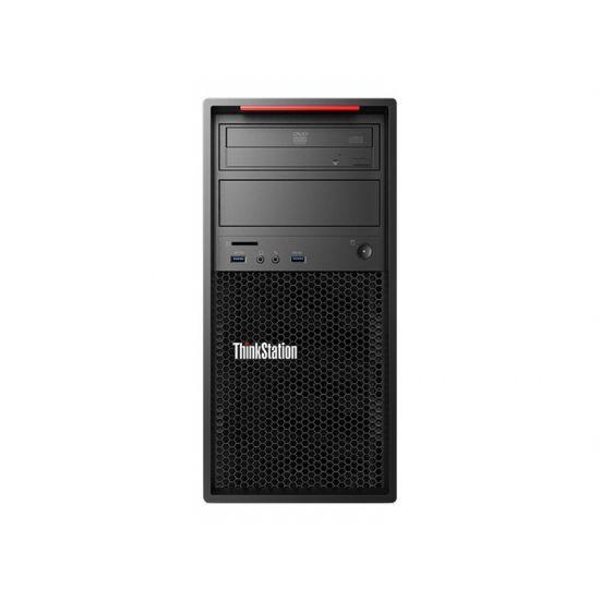 Lenovo ThinkStation P320 - tower - Xeon E3-1245V6 3.7 GHz - 8 GB - 256 GB - Nordisk