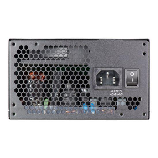 EVGA 650 GQ &#45 strømforsyning &#45 650W