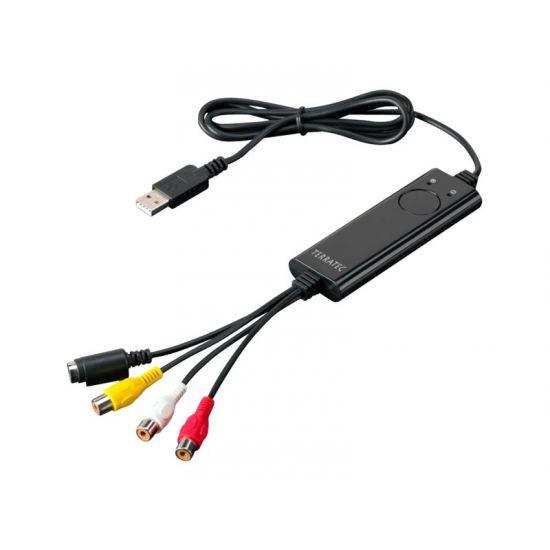 TERRATEC G1 - videooptagelsesadapter - USB 2.0