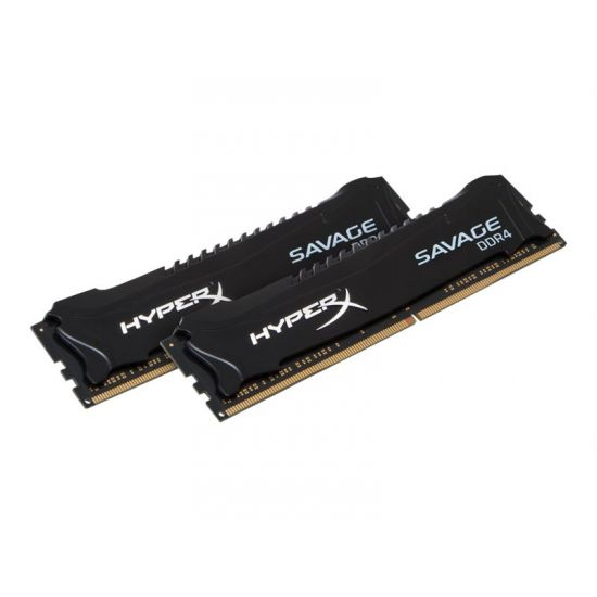 HyperX Savage &#45 16GB: 2x8GB &#45 DDR4 &#45 3000MHz &#45 DIMM 288-PIN - CL15
