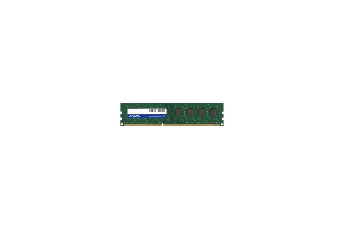 ADATA Premier Series &#45 4GB &#45 DDR3 &#45 1600MHz &#45 DIMM 240-pin