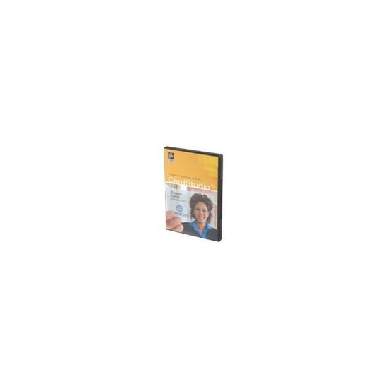 ZMotif CardStudio Professional edition - bokspakke - 1 bruger