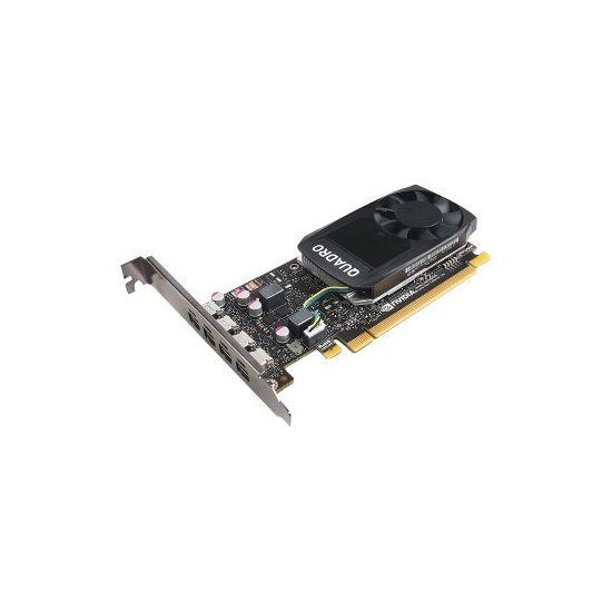 NVIDIA Quadro P1000 &#45 NVIDIA QuadroP1000 &#45 4GB GDDR5 - PCI Express 3.0 x16