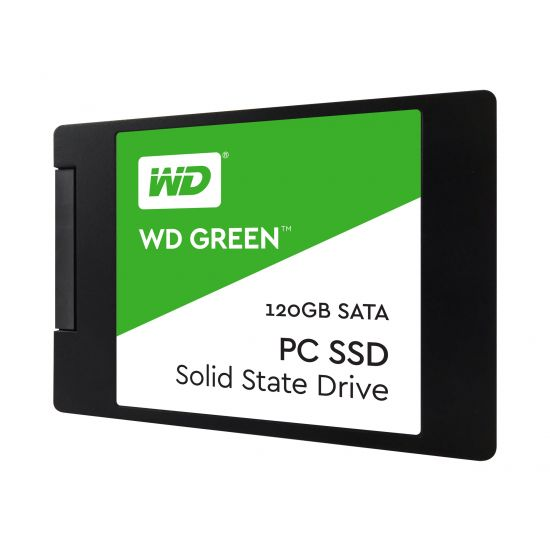 WD Green SSD WDS120G2G0A &#45 120GB - SATA 6 Gb/s