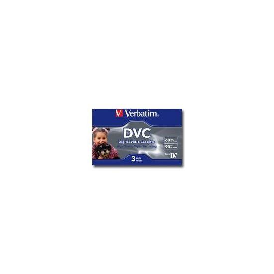 Verbatim DVC Mini DV - 3 x 60min