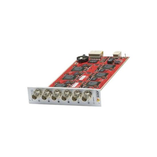 AXIS Q7436 Video Encoder Blade - videoserver - 6 kanaler