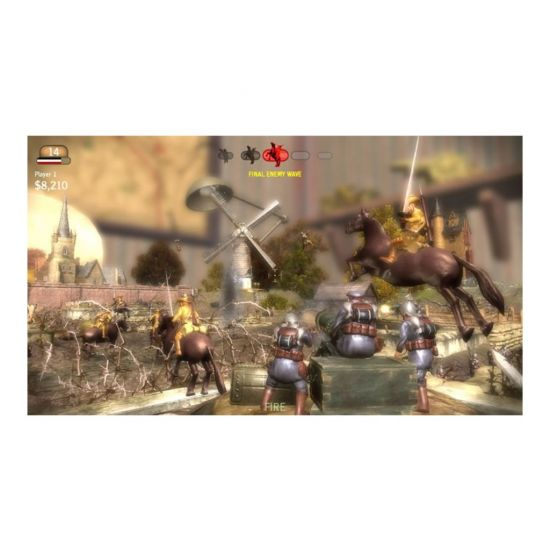 Toy Soldiers - Microsoft Xbox 360