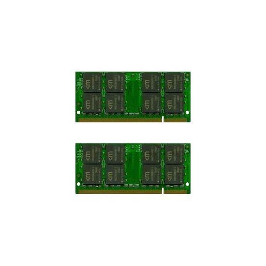 Mushkin - DDR2 - 4 GB: 2 x 2 GB - SO DIMM 200-PIN