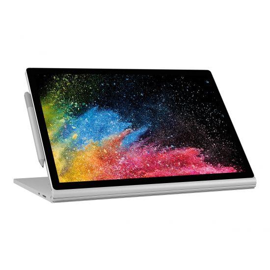 "Microsoft Surface Book 2 - 13.5"" - Core i7 8650U - 16 GB RAM - 1 TB SSD - Tysk"
