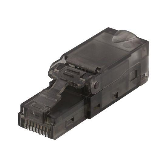 DELTACO netværk-konnektor - grå