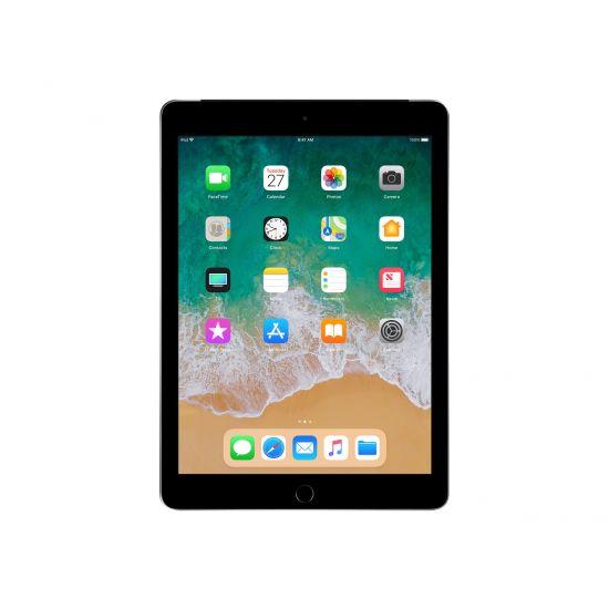 "Apple iPad 9.7"" Wi-Fi + Cellular (6. gen) 128GB Space Gray"