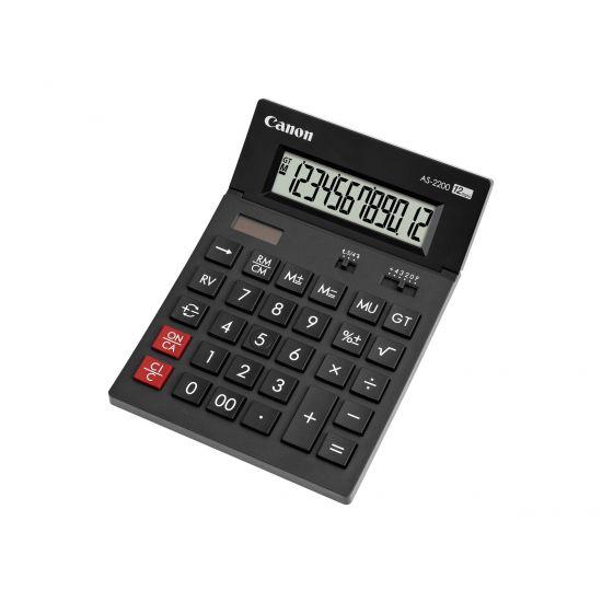 Canon AS-2200 - skrivebords-regnemaskine