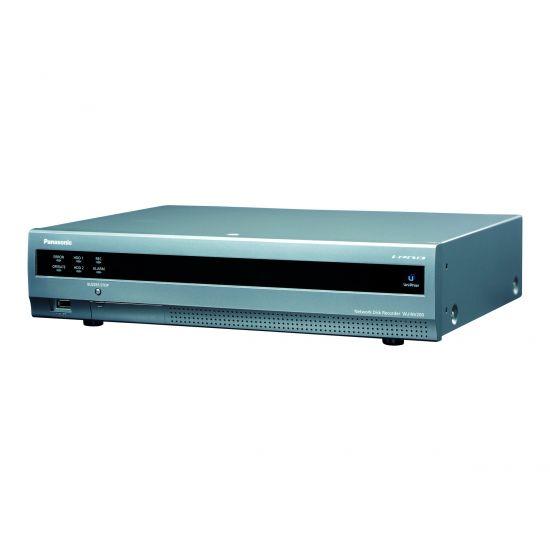 Panasonic i-Pro Smart HD WJ-NV200 - standalone NVR - 9 kanaler