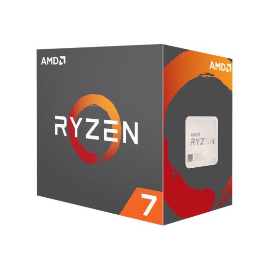 AMD Ryzen 7 1800X / 3.6 GHz Processor - AM4