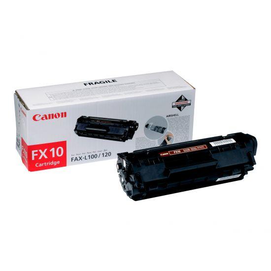 Canon FX-10 - sort - original - tonerpatron