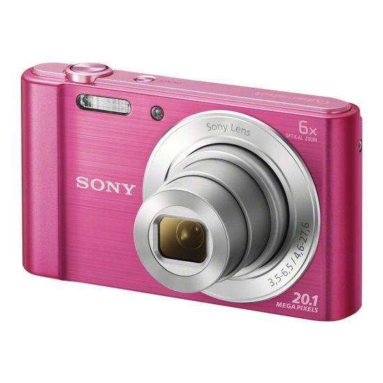 Sony Cyber-shot DSC-W810 - digitalkamera