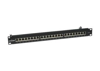 Intellinet Cat6 Shielded Patch Panel