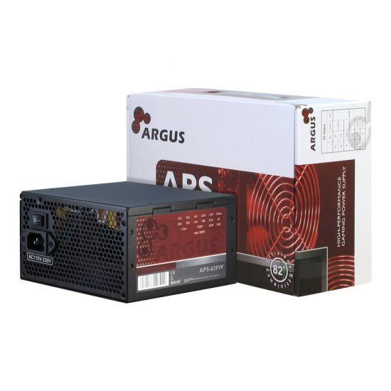 Inter-Tech Argus APS-620W &#45 strømforsyning &#45 620W