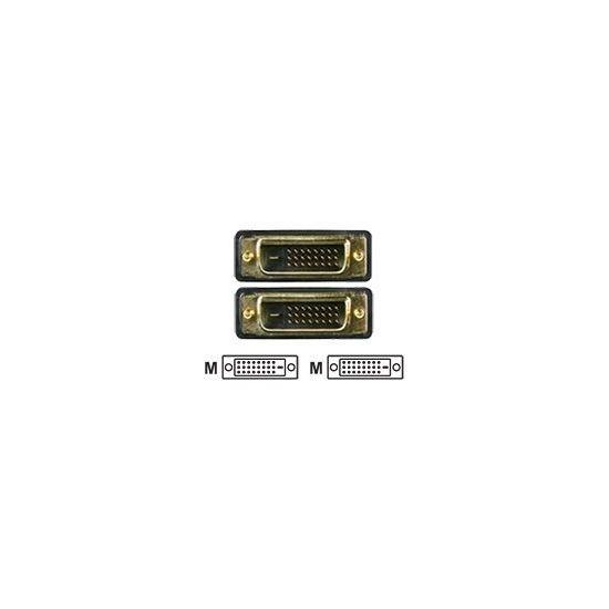 Deltaco display kabel DVI-D (DUAL LINK) - 5m DVI