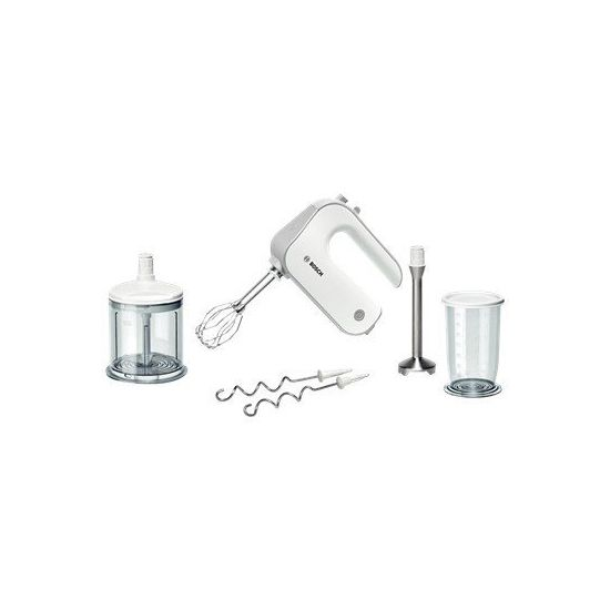 Bosch MFQ4080 - håndmixer - hvid/sølv
