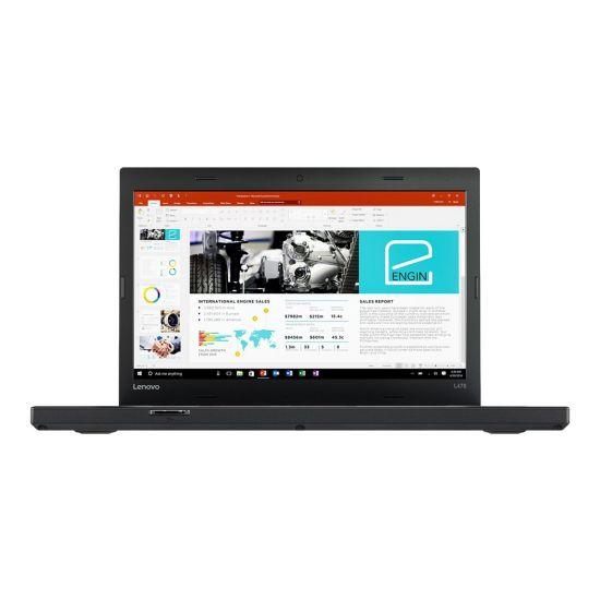 "Lenovo ThinkPad L470 20J4 - Intel Core i7 (7. Gen) 7500U / 2.7 GHz - 8 GB DDR4 - 256 GB SSD - (2.5"" (7 mm)) SATA 6Gb/s - TCG Opal Encryption 2 - AMD Radeon R5 M430 / Intel HD Graphics 620 2GB - 14"" IPS"