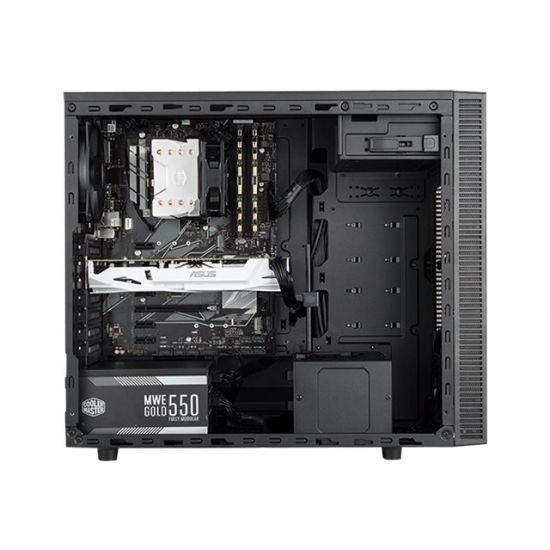 Cooler Master MasterBox E500L - miditower - micro-ATX