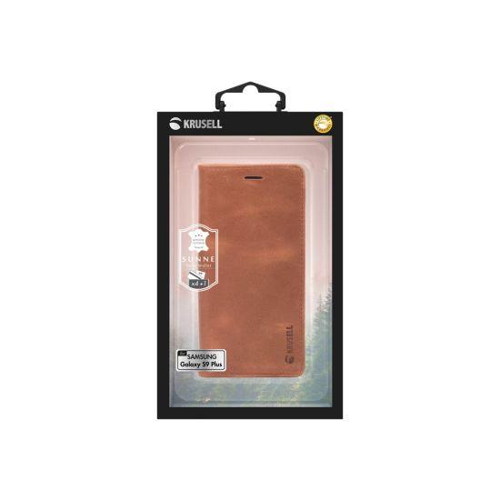 Krusell Sunne 2 Card FolioWallet - flipomslag til mobiltelefon