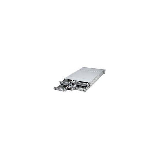 Supermicro A+ Server 2022TC-BIBQRF - rack-monterbar - uden CPU - 0 MB - 0 GB