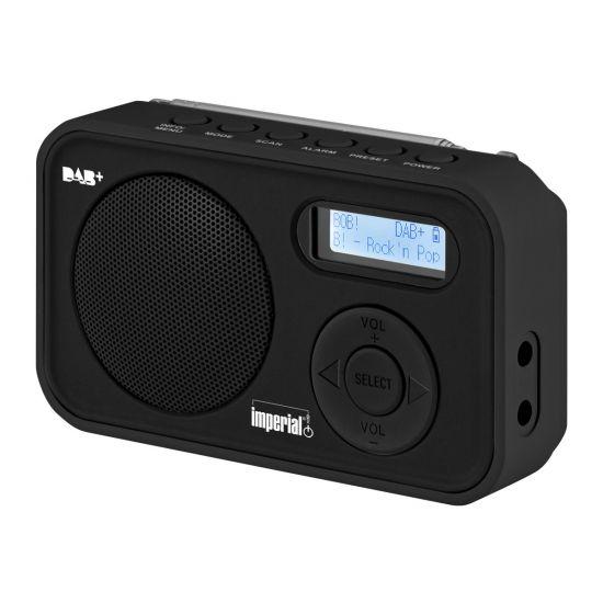 Imperial DABMAN 12 - DAB bærbar radio