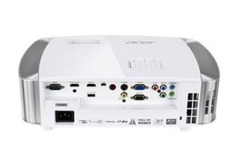 Acer H7550ST DLP-projektor Full-HD 3D