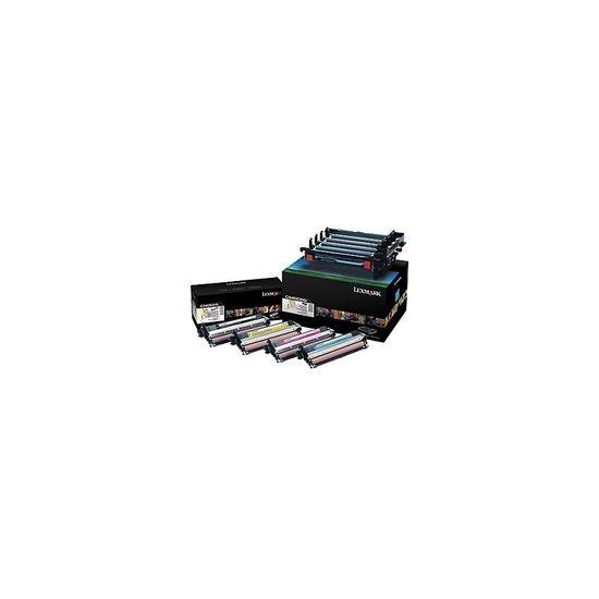 Lexmark - sort - printer-billedenhed - LCCP