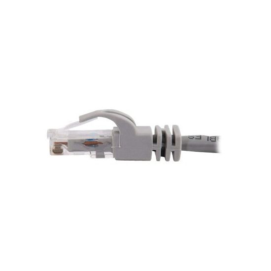 C2G Cat6 Booted Unshielded (UTP) Crossover Patch Cable - krydskabel - 2 m - grå