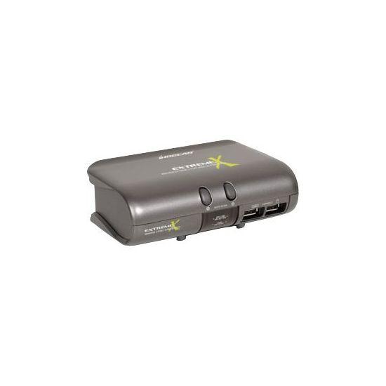 IOGEAR MiniView Extreme Multimedia GCS1732 - KVM / audio-switch - 2 porte