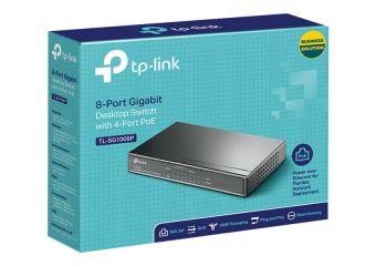 TP-LINK TL-SG1008P PoE