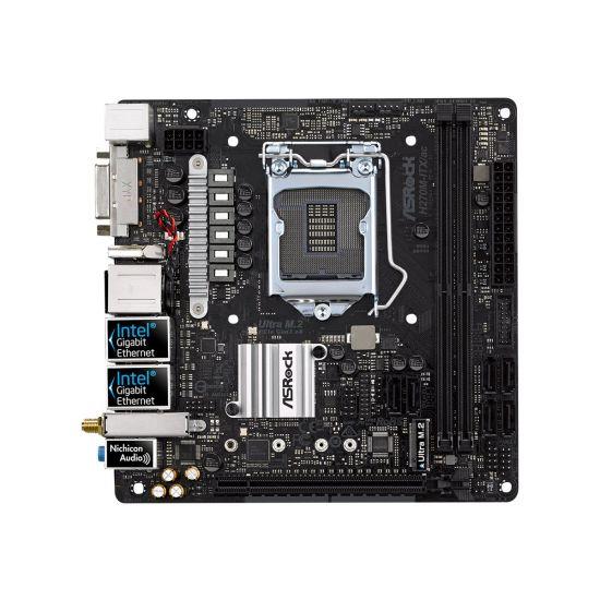 ASRock H270M-ITX/ac - bundkort - mini ITX - LGA1151 Socket - H270