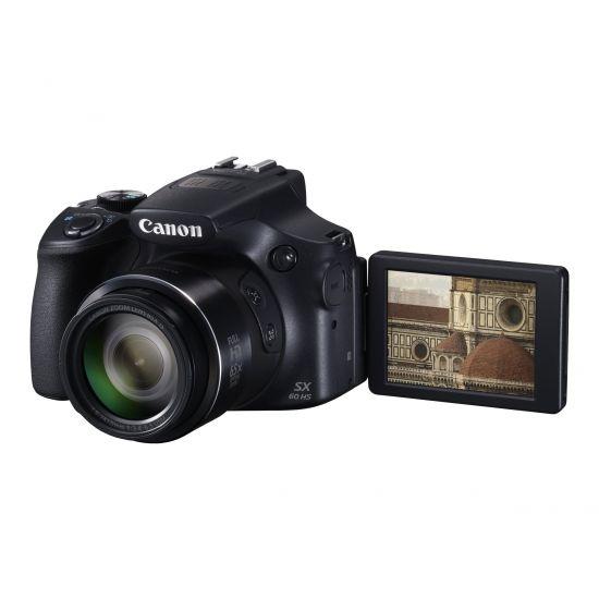 Canon PowerShot SX60 HS - digitalkamera