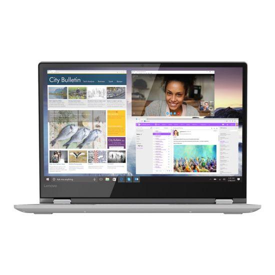 "Lenovo Yoga 530-14IKB 81EK - Intel Core i3 (8. Gen) 8130U / 2.2 GHz - 8 GB DDR4 - 256 GB NVMe SSD - Intel UHD Graphics 620 - 14"" IPS"