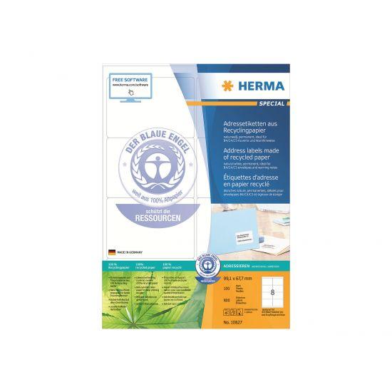 HERMA Special - adresseetiketter - 800 stk.