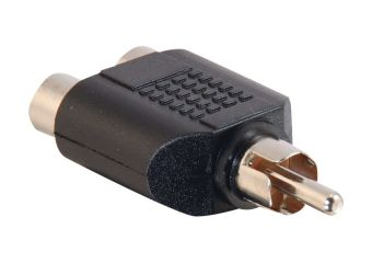 C2G lyd adapter