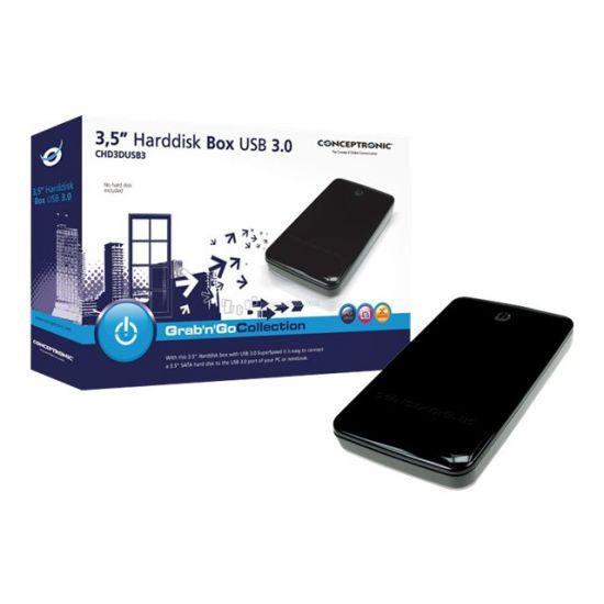 Conceptronic - lagringspakning - SATA 1.5Gb/s - USB 3.0