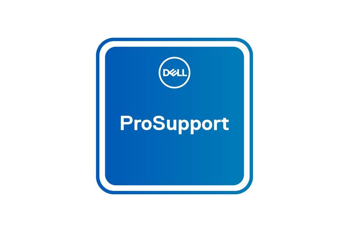 Dell 3Y NBD > 5Y ProSupport NBD