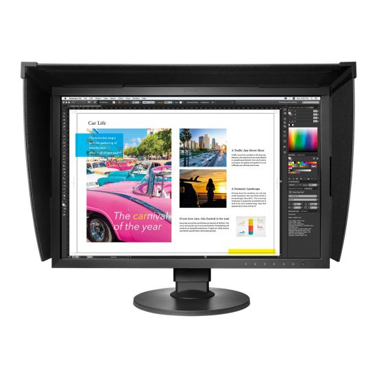"""EIZO ColorEdge CG2420 &#45 LED-Skærm 24.1"""" IPS 10ms - 1920x1200"""