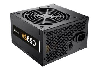 Corsair VS Series VS650 &#45 strømforsyning &#45 650W