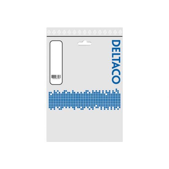 DELTACO HDMI til DVI-D (SINGLE-LINK) 2  m Sort
