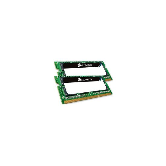 Corsair Value Select - DDR2 - 4 GB: 2 x 2 GB - SO DIMM 200-PIN